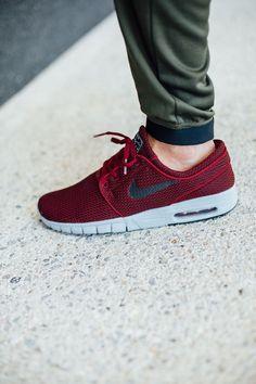 "Nike SB Stefan Janoski Max ""Team Red"" - EU Kicks: Sneaker Magazine"