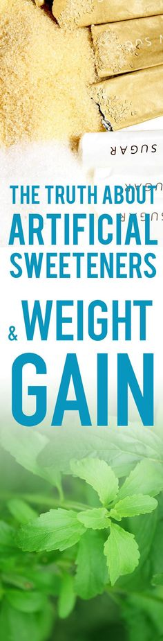 Curious about artificial sweeteners and weight gain? Read on for an evidence-based perspective.