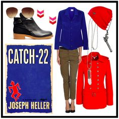 Book Style: Fashionable Outfits Inspired by Books