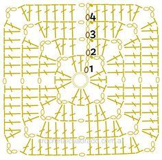 Aprendé a tejerlo paso a paso! Improve Yourself, Crochet Patterns, Stitch, Handmade, Crochet Socks, Crochet Bedspread, Table Toppers, Magic Ring, Full Stop
