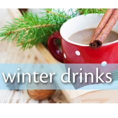 Winter Drinks to Make at Home - Food and Recipes - Mother Earth Living