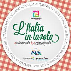 #Italiaintavola il contest per (foto)raccontare il Bel Paese attraverso piatti e vini tipici