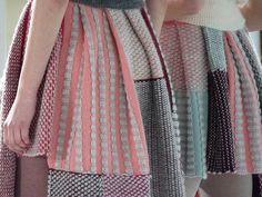 cute patch skirt