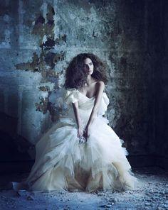 Kira Mazura by Ayten Alpun for Marie Claire Turkey