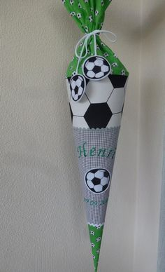 Soccer bag including blank embroidered I would like to explicitly point out that all my products are lovingly designed and sewn by me . Any similarities to o. Knitted Coat, Knitted Gloves, Knitting Designs, Knitting Projects, Baby Tumblr, New Baby Products, Pure Products, Baby Coat, Football Boys