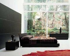 12 examples of minimalist bedrooms / 12 ejemplos de dormitorios minimalistas