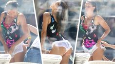 Gisele Bundchen Makes Retirement Look Good (TMZ TV)