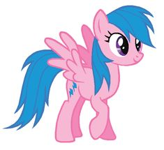 My original choice for best pony in G4 style.  Honestly, Firefly could have her own show, because she was awesome.
