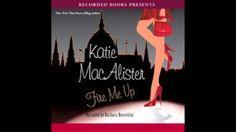 Audiobook Narrator Barbara Rosenblat FIRE ME UP Katie MacAlister
