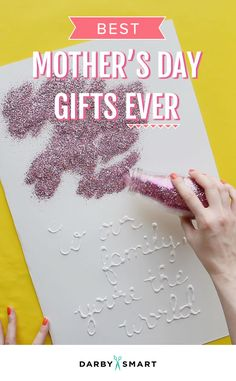 DIY this unique card for Mother's Day this year. Check out RetailMeNot for more inspiration and gift ideas.