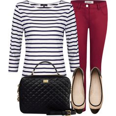 """""""today look"""" by fernndez-andrea on Polyvore"""