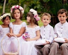 Как развлечь детей на свадьбе: идеи и рекомендации