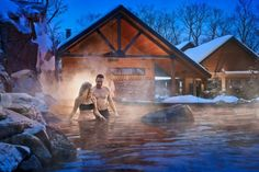 Le Nordik Spa near Ottawa: The most relaxing experience of my life! Backpacking Canada, Canada Travel, Visit Canada, Canada Day, What Is Nordic, Ottawa Tourism, Outdoor Baths, Outdoor Pool, Places