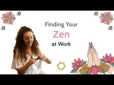 Finding Your Zen at Work      #centering #Zen #work #innercalm #mediation #nature #essentialoils #peace