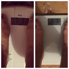 Fitter.Thinner.Happier: Wednesday Weigh in - Week 5. Double digits