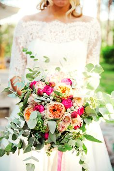 Букет невесты ....