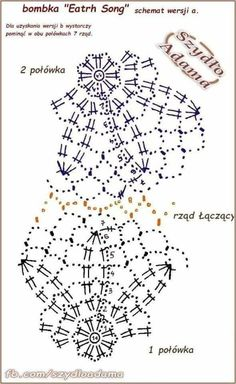 Best 11 Boże Narodzenie – Page 522558363010180738 – SkillOfKing.Com - Her Crochet Crochet Snowflake Pattern, Crochet Motifs, Crochet Snowflakes, Crochet Diagram, Doily Patterns, Crochet Doilies, Crochet Flowers, Crochet Christmas Ornaments, Christmas Crochet Patterns