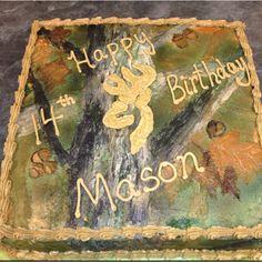 Birthday Camo cake Camo Birthday Cakes, Boy 16th Birthday, Camo Cakes, Birthday Ideas, Camo Party, Sweets Recipes, Cake Decorating Techniques, Party Cakes, Eat Cake