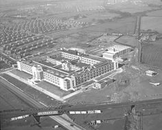 Wills Tobacco Factory, Newcastle upon Tyne, 1950 Old Pictures, Old Photos, Blaydon Races, Time In England, North Shields, Somewhere In Time, Britain Uk, North East England, Northern England