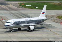 "Aeroflot ""Retro"" Airbus A320-214 @ SVO"
