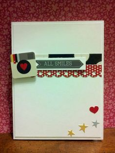 All Smiles card. By Jessica Yoder-Jones