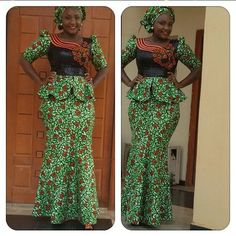 ASO EBI STYLES FOR YOUR COMING EASTER