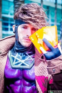 Gambit (X-Men) | Source: http://on.fb.me/1zrOn6D