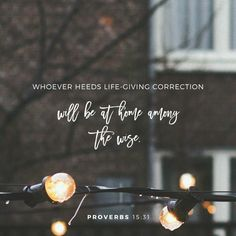 Verse of the Day 11/6