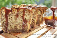 Diva in Bucatarie Romanian Food, Banana Bread, Caramel, Cake, Amazing, Desserts, Dessert Ideas, Easter, Toffee