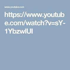 https://www.youtube.com/watch?v=sY-1YbzwlUI