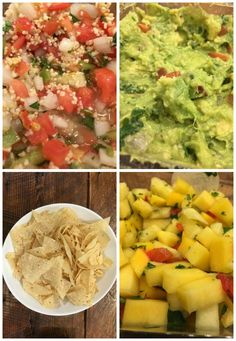 Pick and Prep dips are the perfect way to celebrate National Tortilla Chip Day! Made fresh in store Pico, Guacamole, and Mango Salsa will all kick your next party up a notch.