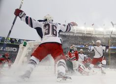 New York Rangers, Stadium Series at Yankee Stadium
