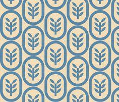 Wheat Pattern.