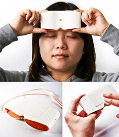 Touch Sight: Camera for the blind