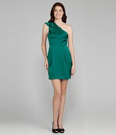 Available at Dillards.com #Dillards One Shoulder, Shoulder Dress, Bcbgeneration, Dillards, Dresses, Fashion, Vestidos, Moda, Fashion Styles