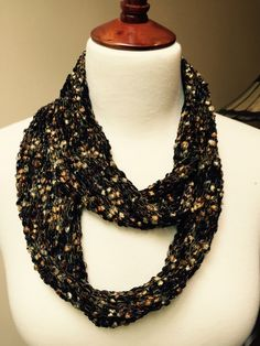Fashion Infinity Scarf by SisterCreationsLLP on Etsy