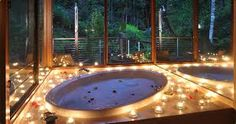Image result for romantic spa