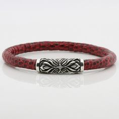 About us we are professional in making bracelet welcome customer order and private customized designed bracelet we have many kinds of beads handmade genuine leather 100% solid sterling silver 925...@ artfire
