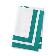 Hamptons Stripe Napkins, Set of Four