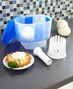 Breader Bowl Onion Blossom Combo Kit | LTD Commodities