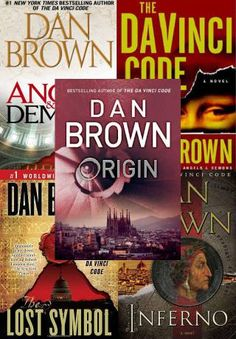 Robert Langdon Series by Dan Brown (PDF) Best Quotes From Books, Book Quotes, Good Books, Books To Read, My Books, Conspiracy Theory Books, Dan Brown Quotes, Robert Langdon, Great Novels