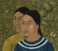 Frida Kahlo Two Women painting for sale - Frida Kahlo Two Women is handmade art reproduction; You can buy Frida Kahlo Two Women painting on canvas or frame. Frida Kahlo Work, Frida E Diego, Diego Rivera Frida Kahlo, Frida Art, Elvira Bach, Women Artist, Arte Latina, Kahlo Paintings, Kunsthistorisches Museum