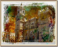 Vancast Digital Art | Places Decorate Your Room, Digital Art, Canvas, Gallery, Metal, Places, Artwork, Poster, Pictures