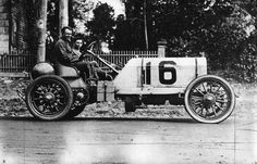 Locomobile Old de 1906 O primeiro super carro americano