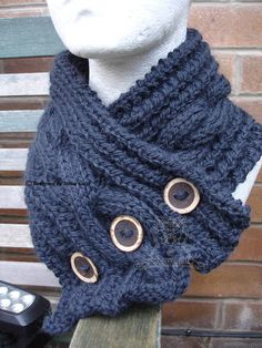 Black Neck Warmer Alpaca Neck Warmer Wool and Alpaca Scarf Beginning Crochet, Alpaca Scarf, Black Neck, Hand Knit Scarf, Learn How To Knit, Knitting For Beginners, Best Christmas Gifts, Neck Warmer, Logo Inspiration