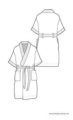 Robe/Knit