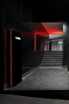1061_Luna, Melbourne, 2012 - Elenberg Fraser #black #architecture