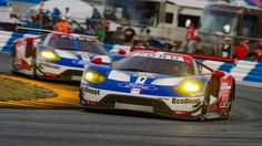 Ford GT strumbled out of gate at Rolex 24 at Daytona