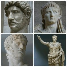Before the beginning of the Roman Empire (1st century BCE), there were many empires (the Babylonian/the Persian/Macedonian). All of these empires had great leaders, yet, according to history these great men were called kings; emperor was never used. In contrast, the Roman Empire didn't have a king; it had an emperor. Before Rome was an empire, it was a republic with a history of democratic rule. After ousting the Etruscans & their king, the city-state was ruled by a Senate. -- AHE