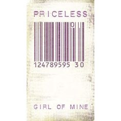 Priceless Tag
